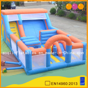 Good Quality Park Equipment Children Inflatable Toy Interesting Inflatable Fun City (AQ13181) pictures & photos