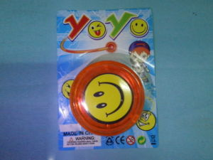 Yoyo with Light 6cm Funny and Easy Play for Kids pictures & photos