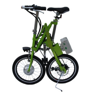 Portable Electric Bike with Variable Speed pictures & photos
