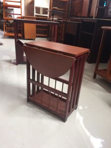 Easy Foldable Wooden Home Furniture coffee Table pictures & photos