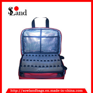 Red Travel Emergency First Aid Bag pictures & photos