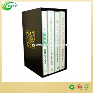 Book with Case Box, Soft Cover Book Prnting, Children Book Printing, Magazine Printing (CKT-BK-1050)