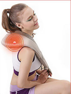 Mimir Deep Tapping Shiatsu Massager Neck and Shoulder Massager MB-03A pictures & photos