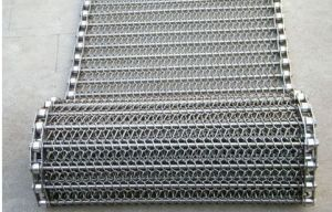 Stainless Steel Wire Conveyor Belt for Freezering Food Conveyor Equipment pictures & photos