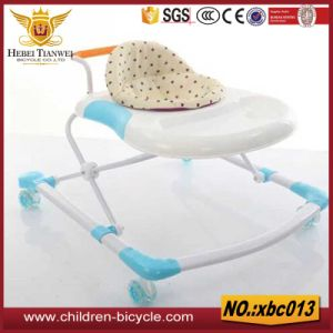 Four Wheels Baby Walker/Folding Baby Products pictures & photos