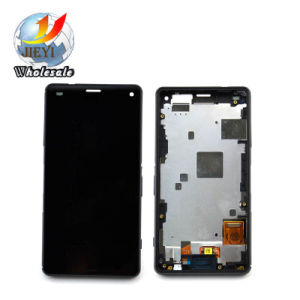 Black LCD Display Touch Screen+Frame for Sony Xperia Z3 Mini Compact D5803 D5833 pictures & photos