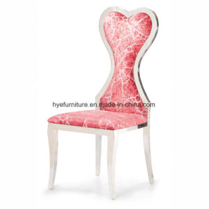 European High Level Leisure Furniture Fabric Dining Chair pictures & photos