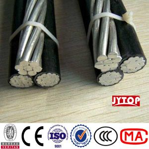 600 Volt Secondary Ud Triplex Aluminum Conductor with XLPE Insulation pictures & photos
