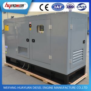 100kw/125kVA Open Diesel Generator Set with 1500rpm 400V pictures & photos