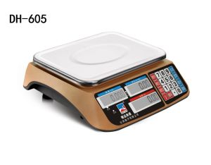 Electronic Weighing Computing Price Scale (605) pictures & photos