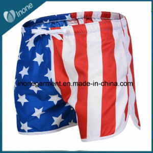 2017 Polyester Shorts Pants Exports Factory