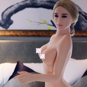 Men Making Love with a Silicone Life Sized Sex Doll pictures & photos