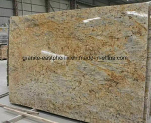 Top Quality Natural Golden Crystal for Big Slabs pictures & photos