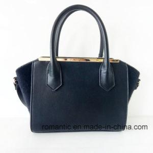 Fancy Design Leisure Lady PU Fur Handbags (NMDK-060201) pictures & photos