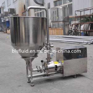 Inline High Shearing 2.2kw Pump Homogenizer Bean Paste Mixer pictures & photos