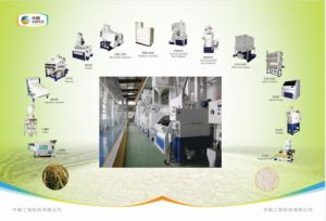 Rice Processing Machinery Thds Thickness Grader pictures & photos