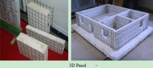 3D Panel Production Line for Construction pictures & photos
