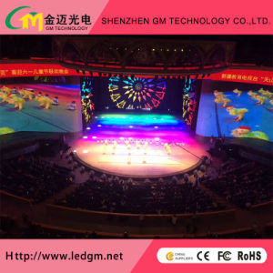 P3.91mm Aluminum Die-Casting Stage Rental Indoor Video Wall pictures & photos