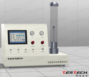 Limited Oxygen Index Testing Machine -Intelligent, ISO4589 (FTech-ISO4589) pictures & photos