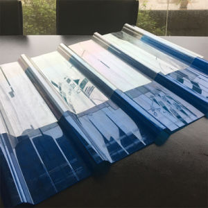 PC Polycarbonate Sheet Solid Corrguated Sheet Hollow Sheet for Construction pictures & photos