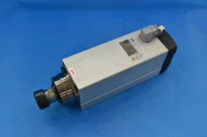 7.5kw Fan Cooled Spindle Motor for CNC Machine (GDF60-18Z/7.5) pictures & photos