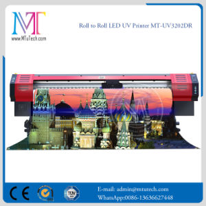 Refretonic 3.2m UV Roll to Roll Printer Mt-UV3202r for PU pictures & photos