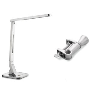 Dimmable Touch Sensor Eye-Care LED Desk Lamp with 2A USB Charging Port pictures & photos