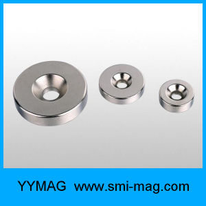 Low Rpm 5kw 220V Permanent Magnet Generator Neodymium Ring Magnet pictures & photos