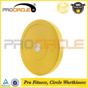 Crossfit Equipment Rubber Bumper Plate Gym pictures & photos