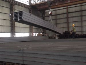 Structure Steel H Beam Manufacturer Used for Steel Frame, Building Construction, Building Material pictures & photos