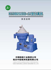 Mineral Oil Disc Separator Model KYDB202DD-21
