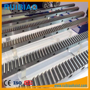 M2.5 20*20*2000 Helical Teeth Gear Rack and Pinion Customized pictures & photos