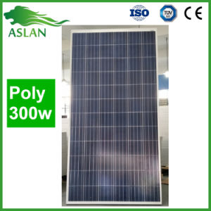 300W Photovoltaic Solar Panel for Renewable Energy pictures & photos