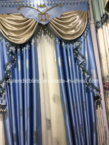 Home Use Fabric Windows Blinds Curtain Blinds pictures & photos