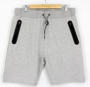 2017 Mens Fashion Marl Fleece Sweat Jogger Sports Shorts Pants Clothing (P3321) pictures & photos