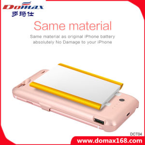12000 mAh Li-Polymer Battery Back Clip Case Power Bank for iPhone 6 Plus pictures & photos