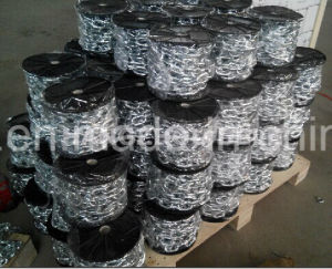 DIN 763/766 Short/Long Galvanized Link Chain pictures & photos