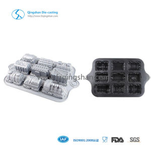 6 Cups Health Non Stick Coating Baking Mold Pan pictures & photos