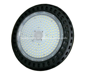 5years Warranty 130lm/W IP65 100W UFO LED Light High Bay pictures & photos