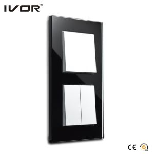 Mechanical Switch and Socket in Connect Version Plastic Outline Frame pictures & photos