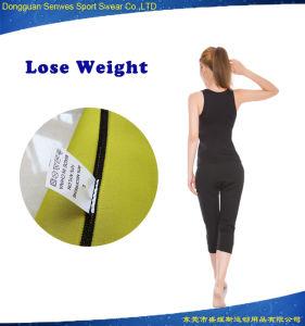 Lady Neoprene Burn Fat Hot Sweat Vest Bodysuit Shapers pictures & photos