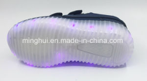 All Size Run USB Charging Light LED Shoes with Changeable Color Running Shoes pictures & photos
