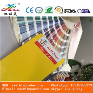 Ral Color Pure Polyester Tgic Powder Coating with RoHS Certification pictures & photos