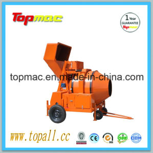 Self-Loading Cement Concrete Mixer by Topall Concrete Mixer Made in Vietmam pictures & photos