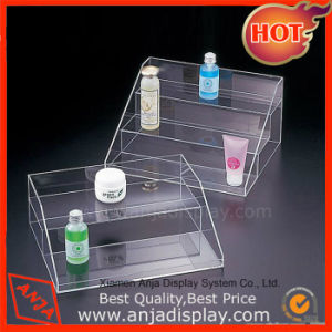 Acrylic Cosmetic Display pictures & photos