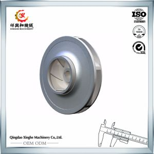 Lower Price Steel Alloy Casting for Pump Impeller pictures & photos