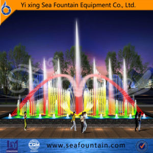 Large Customized High-Level Outdoor Music Water Fountain pictures & photos