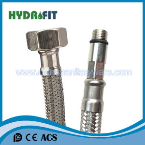 Braided Flexible Hose (FxM, M10S/L) pictures & photos