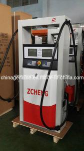 Zcheng Tatsuno Flow Meter Pump Petrol Filling Station Fuel Dispenser pictures & photos
