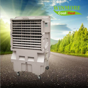 12, 000CMH Industrial Evaporative Air Cooler Floor Standing Portable Use pictures & photos